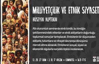 Milliyetçilik ve Etnik Siyaset semineri