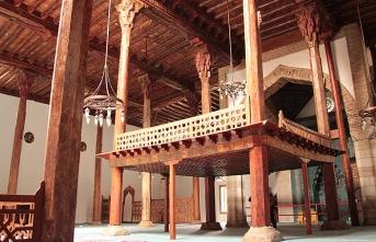 Orta Asya'dan Anadolu'ya ahşap camiler