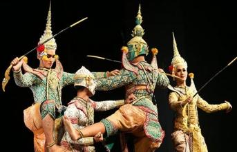 Tayland Kültürel Etkinlikleri Ankara'da başladı