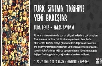 Türk Sinema Tarihine Yeni Bakışlar seminerleri