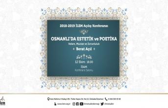 2018-2019 İLEM açılış konferansı