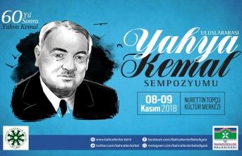 60 Yıl Sonra Yahya Kemal; Uluslararası Yahya Kemal Sempozyumu