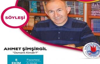 Ahmet Şimşirgil'in''Osmanlı Kimdir'' söyleşisi