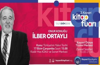 """""""Türkiye'nin Yakın Tarihi"""" konferansı"""