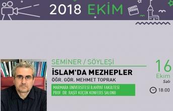 İslam'da Mezhepler semineri
