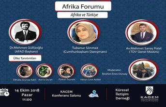 KAGEM'de Afrika Forumu
