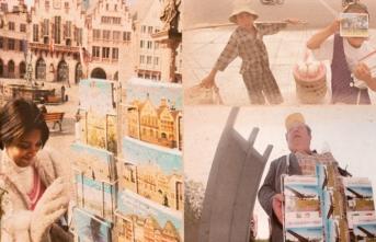 Koleksiyoncuların ilgi odağı: Kartpostallar