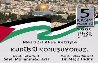 Mescid-i Aksa Vaizi ile Kudüs'ü Konuşuyoruz