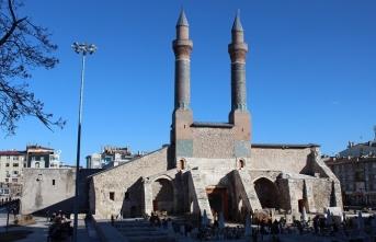 Minareler şehri Sivas