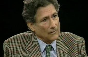 Modern çağın yersiz yurtsuz düşünürü: Edward W. Said