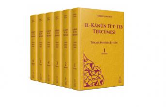Tokadî Mustafa Efendi'nin el-Kânûn Fi't-Tıb tercümesi yayınlandı