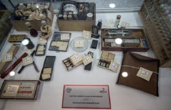 Türk Kızılayının 150 yıllık geçmişi müze oluyor