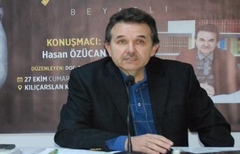 """TYB Konya Şubesinde ''Vefatının 60. Yılında Yahya Kemal Beyatlı"""" konuşuldu"""