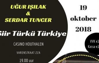 Uğur Işılak ve Serdar Tuncer ile Şiir Türkü Türkiye programı