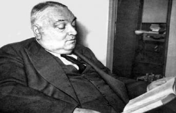 Yahya Kemal Beyatlı Vefatının 60. Yılında Bâbıâli'de Yâd ediliyor