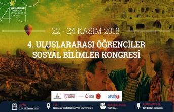 4. Uluslararası Öğrenciler Sosyal Bilimler Kongresi