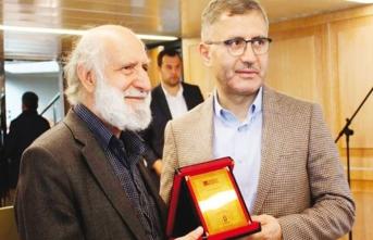 Adı Üsküdar ile özdeş bir şair Nurettin Durman
