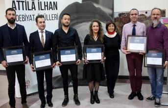Attila İlhan Edebiyat Ödülleri sahiplerini buldu