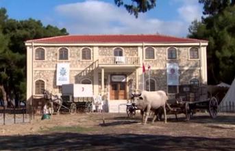 Çanakkale Savaşı'nın sahra hastaneleri müzeyle günümüze taşındı