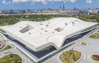 Dünyanın en büyük performans sanatları merkezi Tayvan'da