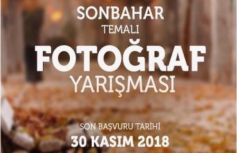 Eyüpsultan sonbahar temalı fotoğraf yarışması