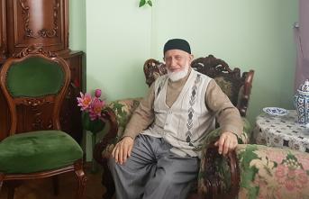 Eyüpsultan eşrafından güzel bir insan Osman Başpehlivan