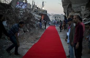 Gazze Kırmızı Halı Film Festivali başladı
