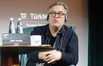 Norveçli yönetmen Hamer: Asla pes etmeyin