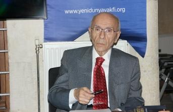 Oğuz Çetinoğlu: Türkçe, bizim ses bayrağımızdır