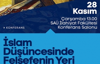 Prof. Dr. Bayram Ali Çetinkaya ile ''İslam Düşüncesinde Felsefenin Yeri''
