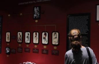 'Yusuf Franko'nun İnsanları: Bir Osmanlı Bürokratının Karikatürleri' sergisi açıldı