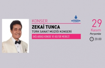Zekai Tunca ile Türk Sanat Müziği konseri