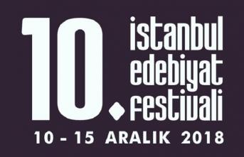 10. İstanbul Edebiyat Festivali başlıyor