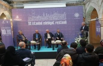 10. İstanbul Edebiyat Festivali'nde Bahaettin Karakoç Anıldı