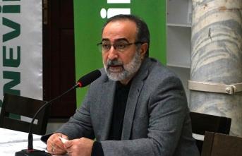 Ebubekir Sifil, TYB'de Zahidü'l-Kevserî'yi anlattı