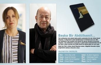"""""""Handan İnci ve Selim ileri'den Diyolojik Okuma"""" söyleşisi"""