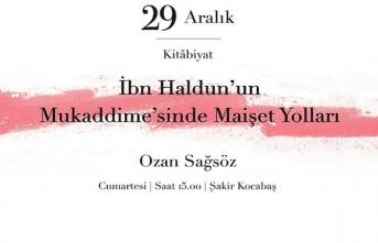 İbn Haldun'un Mukaddimesi'nde Maişet Yolları sunumu