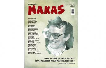 MAKAS dergisinin 5. sayısı yayımlandı