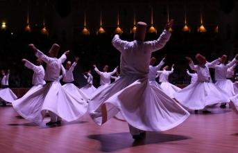 """""""Selam Vakti"""" temasıyla gerçekleştirilen törenlerin beşinci günü sona erdi"""