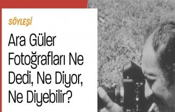 Murat Germen anlatımıyla Ara Güler fotoğrafları