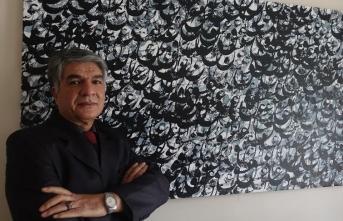 'Nakkaşihat' sanatını Türkiye'de tanıtmayı amaçlıyor