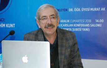 """TYB'de """"Anadolu Selçuklu dönemi kaynakları"""" anlatıldı"""