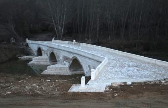 Yozgat'taki tarihi Karabıyık Köprüsü restore edildi