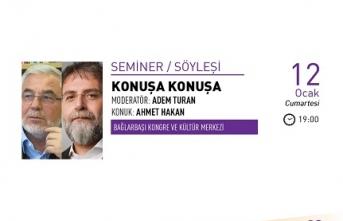 Ahmet Hakan Konuşa Konuşa'ya misafir oluyor