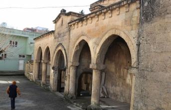 Batman'daki tarihi İbrahim Bey Camii restore edilecek