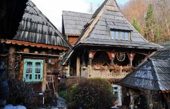 Bosna Hersek'in etnik köyünde tarihe yolculuk