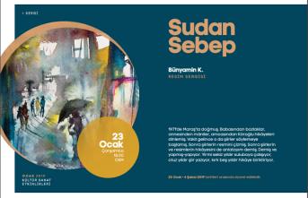 Bünyamin K.'nın resim sergisi: Sudan Sebep