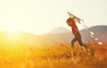 Çocuk kalbinin saflığında arınmaktır fıtrata dönmek