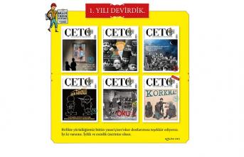 Daha ne olsun, bu ülkede ÇETO diye bir dergi çıkıyor!