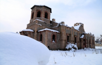Erzurum'daki tarihi Oltu Rus Kilisesi restore edilecek